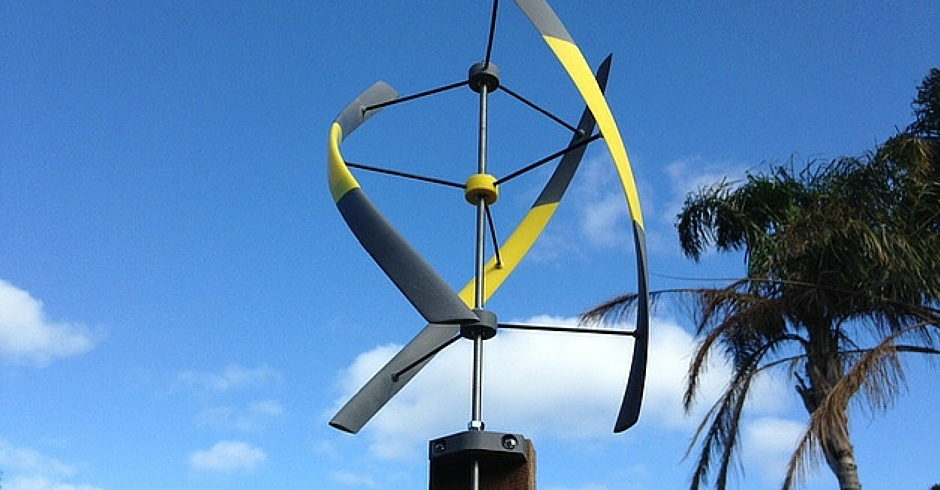 3D Printing Ideas, 3D Printer Projects, 3D Printed Vertical Windmill