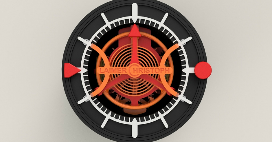 3D Printing Ideas, 3D Printer Projects, 3D Printed Watch