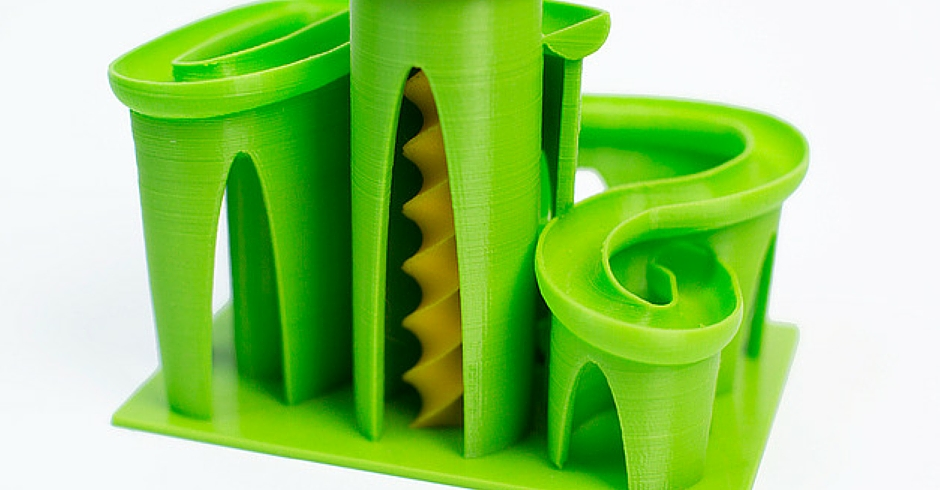 3D Printing Ideas, 3D Printer Projects, Marble Machine