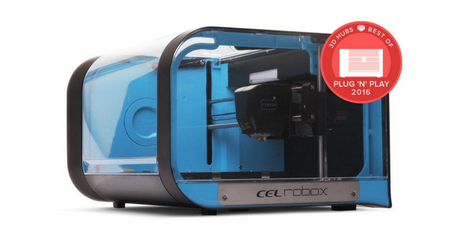 Best 3D Printer, 3D Printer Prices, CEL Robox