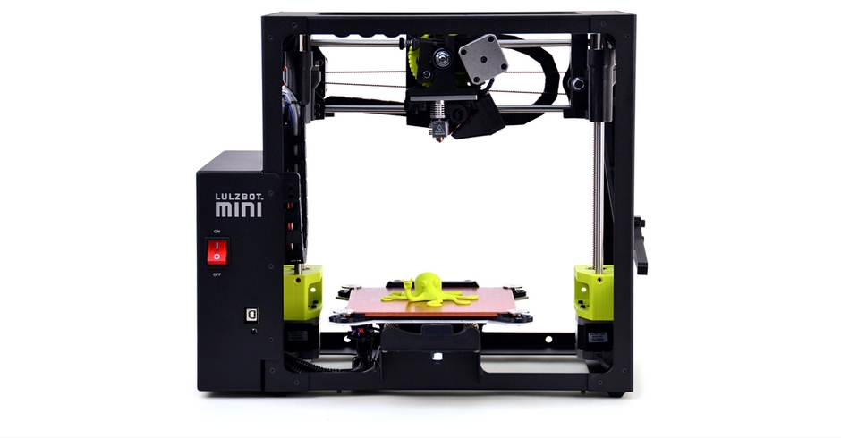 Best 3D Printer, 3D Printer Prices, LulzBot Mini