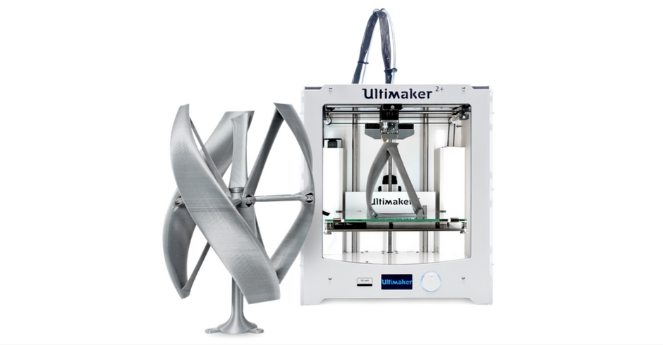 Best 3D Printer, 3D Printer Prices, Ultimaker 2+